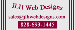 Banner for JLH Web Designs