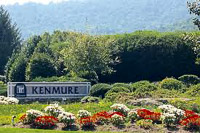 Fun things to do in Hendersonville NC : Kenmure Country Club in Flat Rock NC.