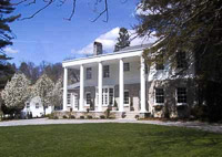 Fun things to do in Hendersonville NC : Pinebrook Manor in Hendersonville NC.