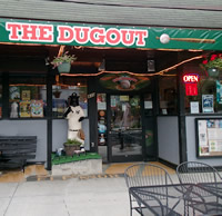 Fun things to do in Hendersonville NC : Dugout, The.