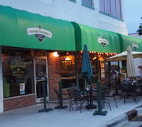 Fun things to do in Hendersonville NC : Hannah Flanagan's Pub in Hendersonville NC.