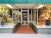 Fun things to do in Hendersonville NC : Carolina Mountain Artist Guild in Hendersonville NC.